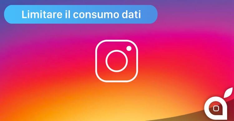 Instagram: ecco come limitare il consumo del traffico dati   Guida