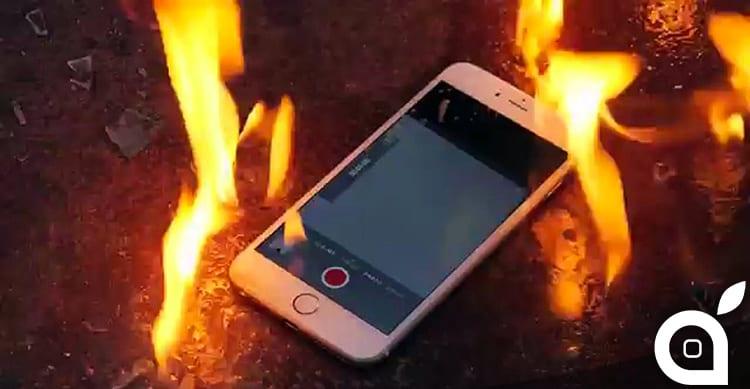 Un altro Galaxy Note 7, già sostituito, prende fuoco. Succede anche ad un iPhone 6 Plus in California