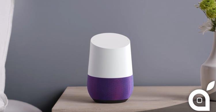 Google presenta Home, il nuovo altoparlante connesso ad internet con assistente vocale [Video]