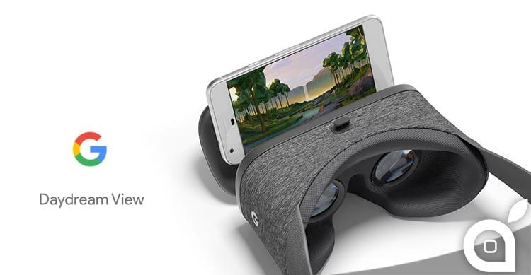 Google presenta Daydream View, il nuovo visore per la Realtà Virtuale di alta qualità [Video]