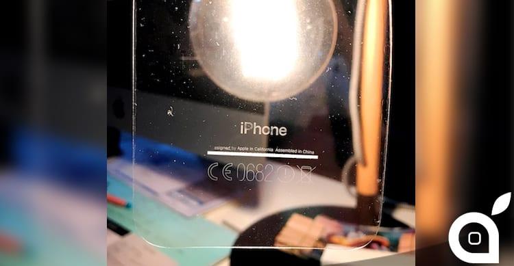 Attenzione: Sugli iPhone 7 Jet Black le pellicole posteriori rimuovono anche le scritte dalla scocca!