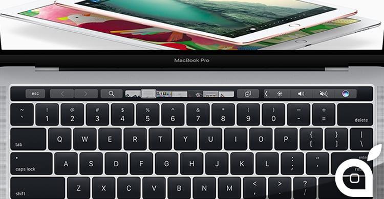 """I primi MacBook Pro con Touch Bar acquistati sono ora """"pronti per la spedizione"""""""