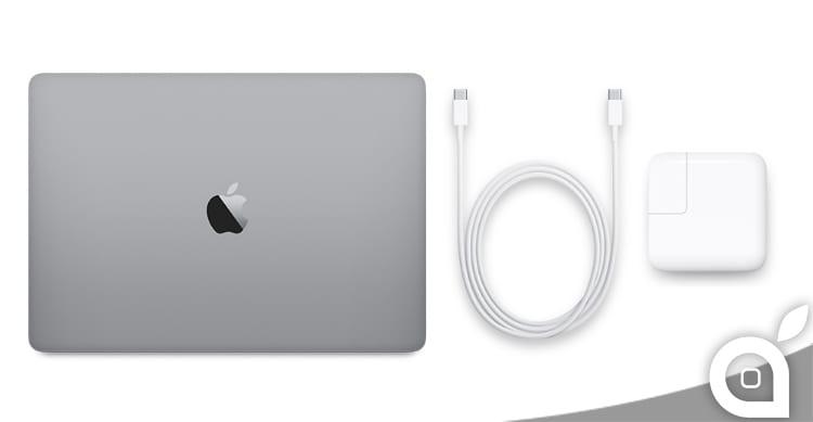 Per collegare l'iPhone ai nuovi MacBook Pro bisognerà acquistare un cavetto o un adattatore a parte