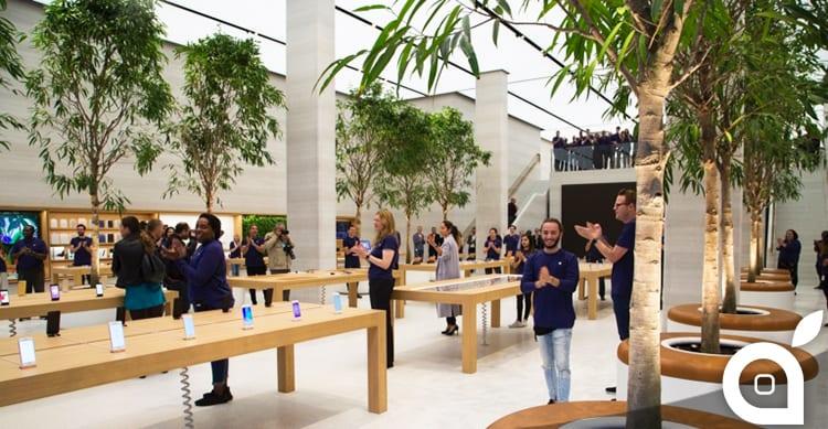 L'Apple Store di Regent Street riapre ufficialmente al pubblico: Ecco immagini e video