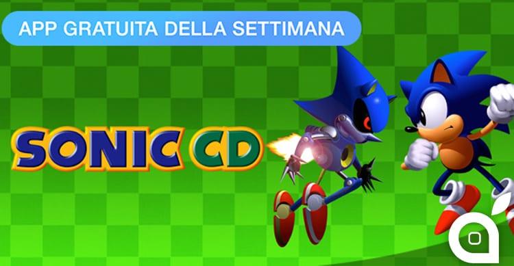 Apple regala Sonic CD con l'App della Settimana. Approfittatene ora risparmiando 2,99€! [Video]