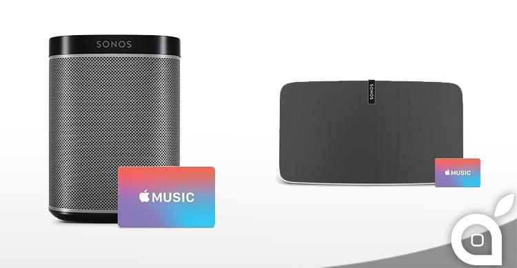 Gli altoparlanti SONOS da oggi sono disponibili in tutti gli Apple Store fisici ed online