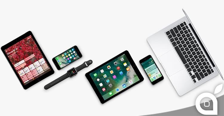 Apple rilascia iOS 10.2 beta 2 e macOS Sierra 10.12.2 beta 2 ai beta tester pubblici