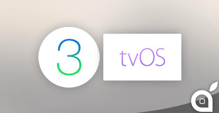 Disponibili le versioni finali di watchOS 3.1 e tvOS 10.0.1