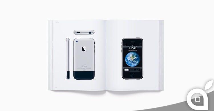 """Apple annuncia l'uscita di un libro che racconta 20 anni di design, chiamato """"Designed by Apple in California"""""""