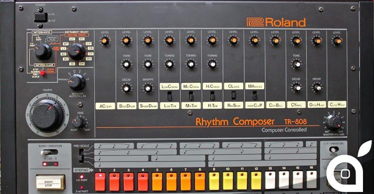 Scoprite la storia di Roland TR-808 grazie al documentario su Apple Music