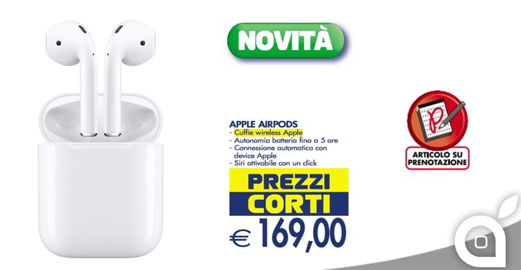 airpods-esselunga