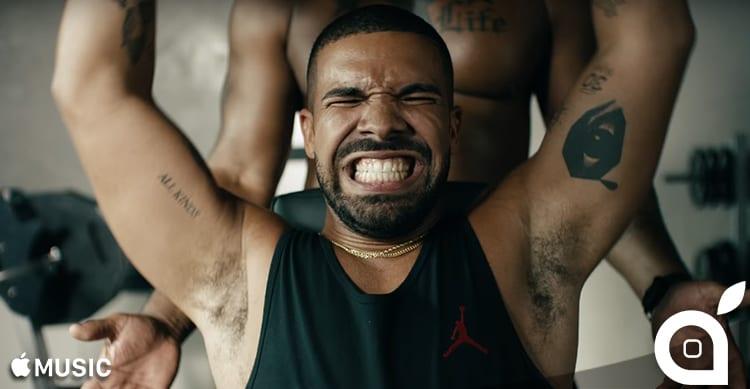 Due nuovi spot per Apple Music, con Drake e Taylor Swift [Video]
