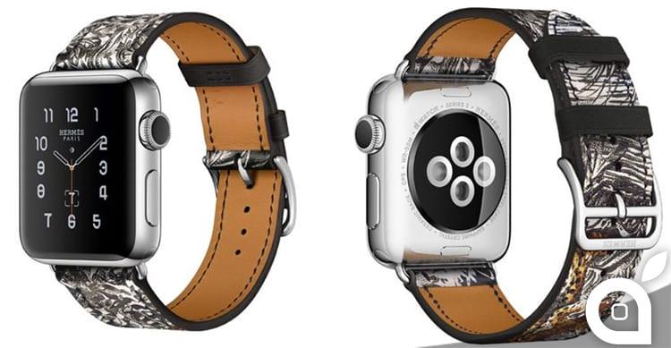 """""""Equateur Tatto"""" è il nuovo cinturino firmato Hermés per Apple Watch"""