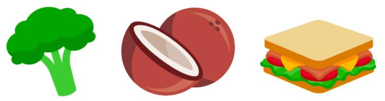 emoji-cibo