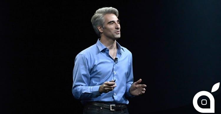 Craig Federighi parla del nuovo MacBook Pro con Touch Bar e dell'assenza del display touch [Video]
