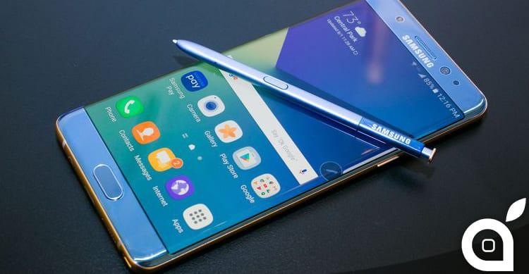 """Samsung sceglie i maggiori quotidiani USA per scusarsi per il caso """"Galaxy Note 7"""""""