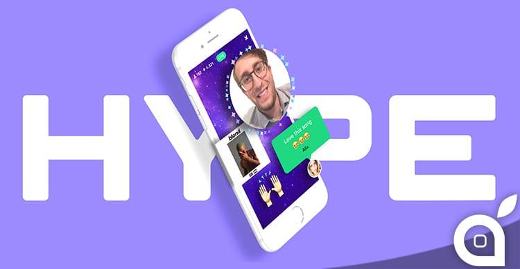 Hype, la nuova app di streaming realizzata dai creatori di Vine