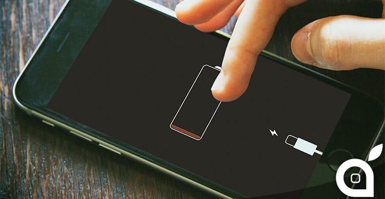 La batteria del vostro iPhone non è più prestante come un tempo? Ecco il motivo