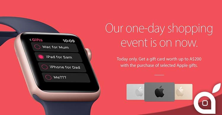 Ecco svelato in anticipo in cosa consisterà il BlackFriday di Apple