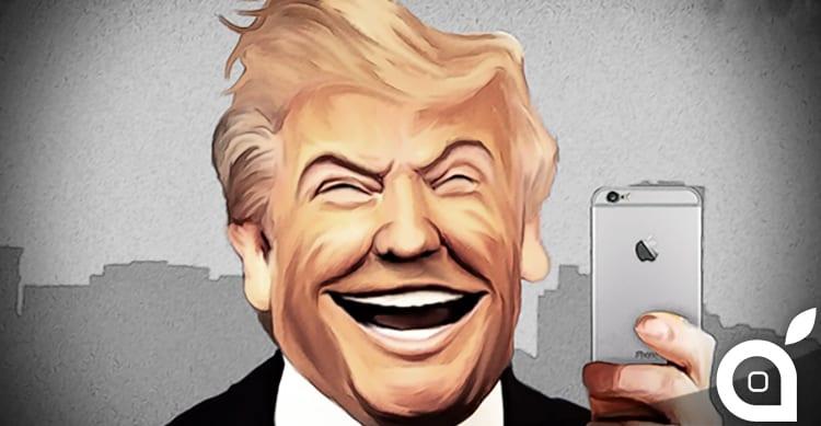 La Cina smetterà di vendere gli iPhone se Trump inizierà ad ostacolare gli accordi commerciali esistenti
