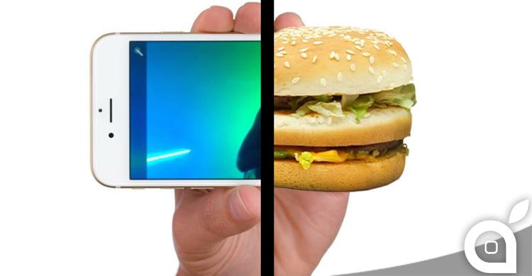 Ordina e paga un menu di McDonalds direttamente da iPhone