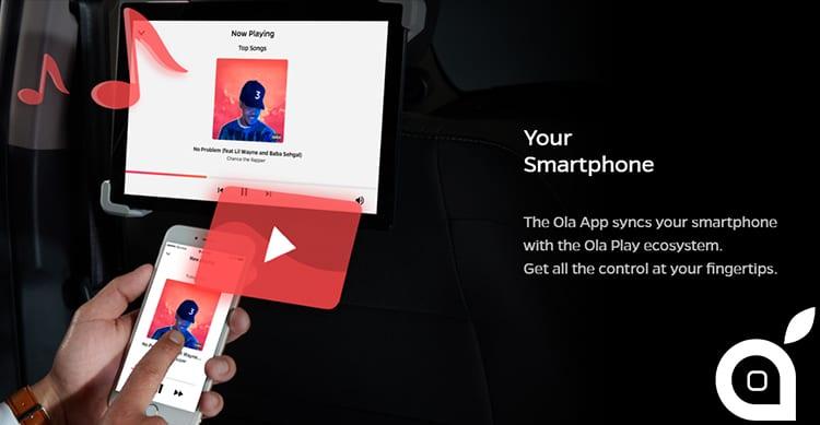 Apple stringe una partnership con Ola, società indiana di ride-sharing