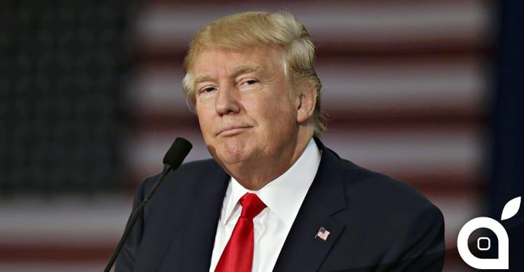 Trump dichiara di aver ricevuto una telefonata da Cook dopo la vittoria nelle elezioni