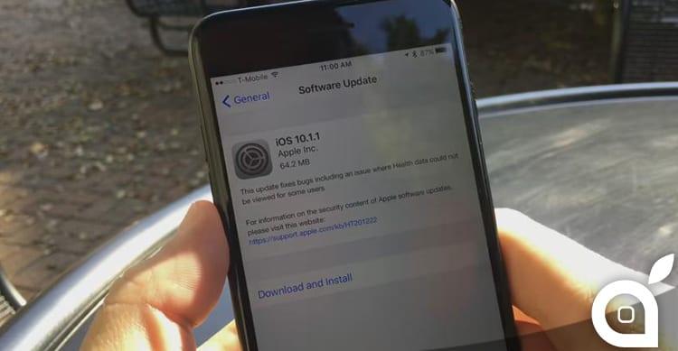 Il jailbreak di iOS 10.1.1, anche per iPhone 7, potrebbe arrivare presto!