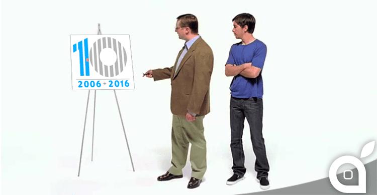 Get a Mac: il famoso spot pubblicitario di Apple compie 10 anni | Approfondimento + Parodia [Video]