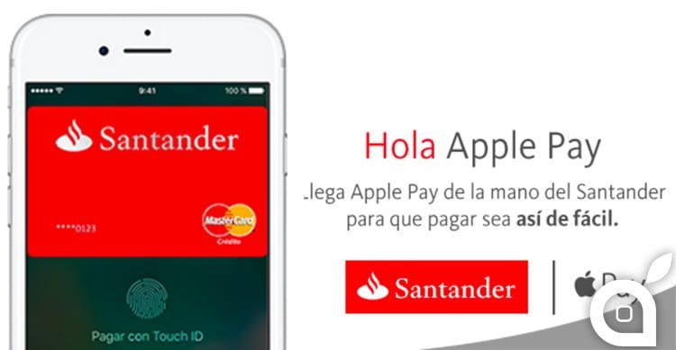 Apple pay arriva anche in spagna dovremo ancora attendere for Sucursales banco santander en roma italia