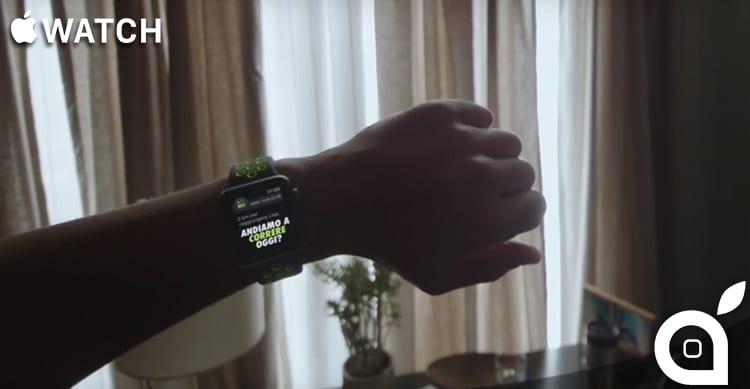 Apple Italia pubblica due nuovi spot dedicati ad Apple Watch Series 2 [Video] [AGGIORNATO]