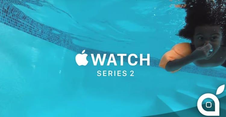"""Apple rilascia """"Go Swim"""", nuovo spot dedicato ad Apple Watch Series 2 [Video]"""