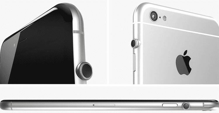 Apple deposita due nuovi brevetti per la Corona Digitale su iPhone e iPad