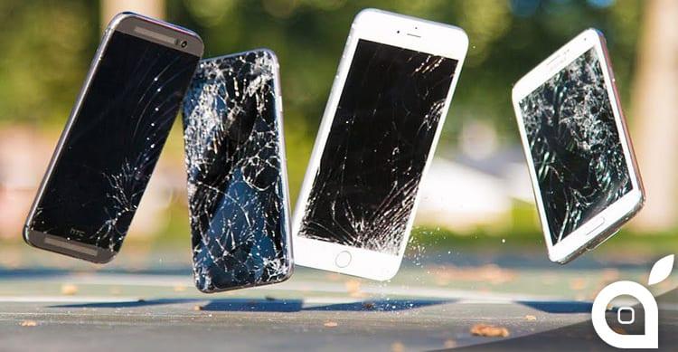 Quando vogliamo un nuovo iPhone, iniziamo a maltrattare quello vecchio