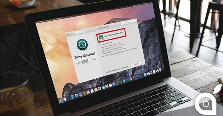 Bug Time Machine verrà risolto con il rilascio di macOS Sierra 10.12.2
