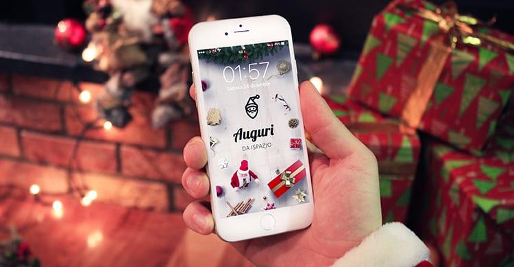 Tanti Auguri di Buon Natale e Buon 2017 da iSpazio