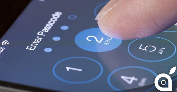 Negli Stati Uniti i sospettati sono ora obbligati a fornire il codice d'accesso per l'accesso ad iPhone