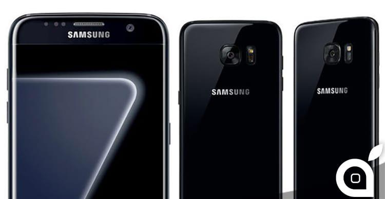 """Tre notizie su Samsung: ecco il nuovo S7 Black Pearl, i Note 7 verranno """"sterminati"""", indiscrezioni sull'S8"""