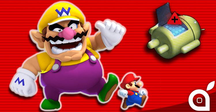 I cloni maligni di Super Mario Run che ingannano gli utenti Android