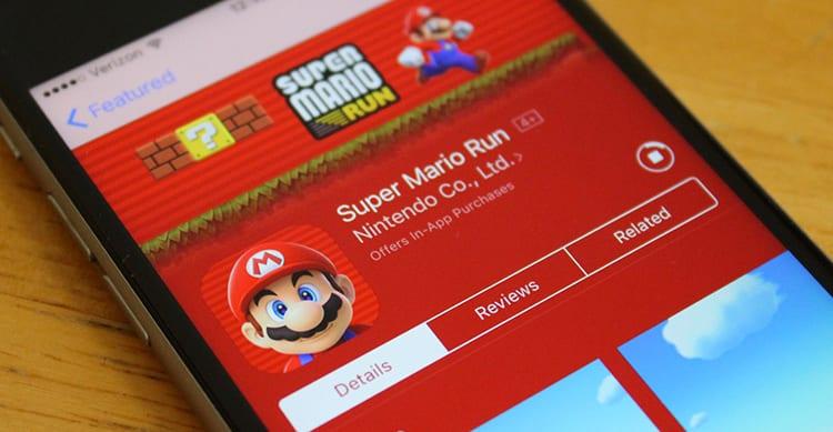 E' già iniziato il declino di Super Mario Run