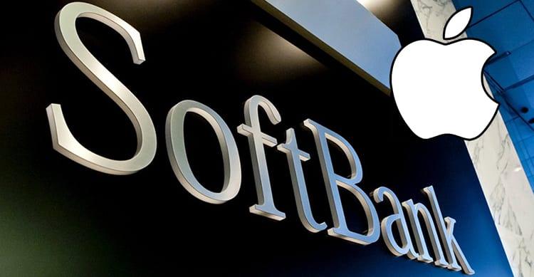 Apple investe 1 miliardo di dollari in SoftBank Vision Fund