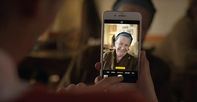 Nuovo spot Apple per la modalità ritratto di iPhone 7 Plus [Video]