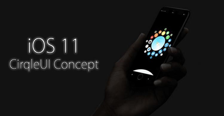 Un nuovo video-concept ci mostra come potrebbe essere iOS 11 [Video]