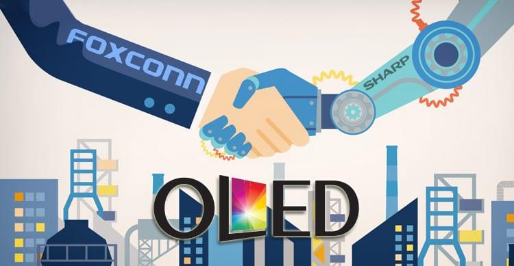 Foxconn trae vantaggi dall'acquisizione di Sharp per la produzione di display OLED per i prossimi iPhone