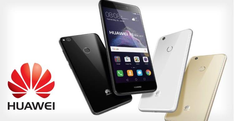 Huawei presenta il P8 lite 2017: performance e design senza compromessi
