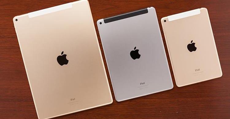 KGI: tre nuovi iPad in arrivo nel 2017 con una nuovo modello da 10,5 pollici