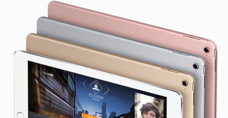 Nel 2017 arriveranno tre nuovi iPad, ognuno dedicato ad una particolare tipologia di utenti