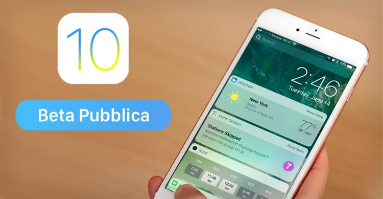 Apple rilascia iOS 10.3 beta 3 a tutti i beta tester pubblici