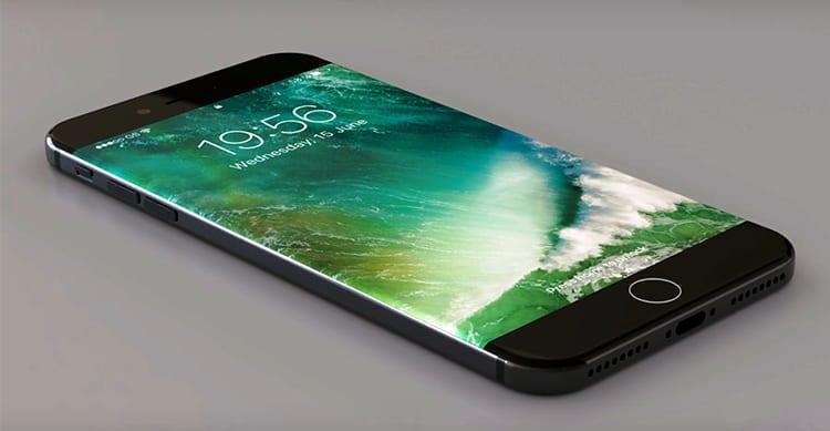 iPhone 8 con display OLED edge-to-edge, ricarica wireless e altro ancora immaginato in nuovo concept [Video]