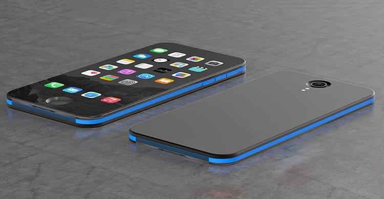 iPhone 8: tra le novità il telaio in acciaio inox?